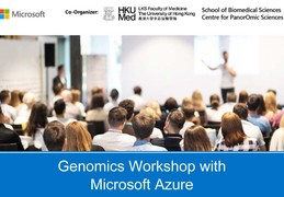 Genomic Workshop with Microsoft Azure at HKU