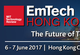 Book your tickets at MIT Technology Review's EmTech Hong Kong 2017!