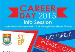 CoCoon STEP Career Day Info Session