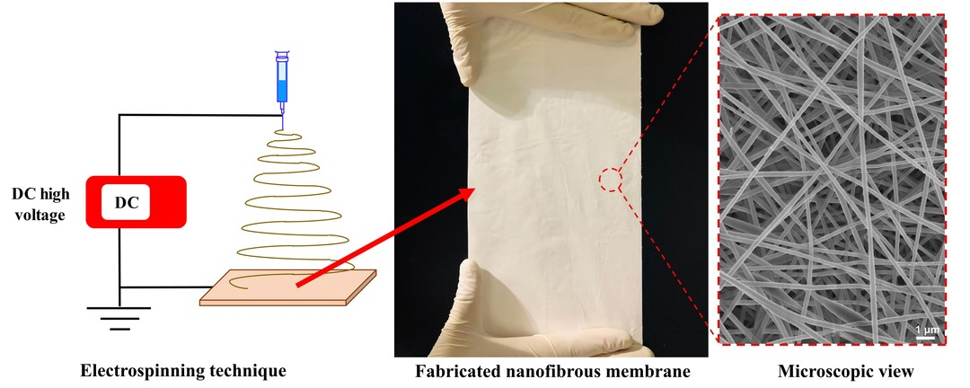 HKU scientists invent efficient nanofibrous membrane to filter heavy metals and bacteria gallery photo 3