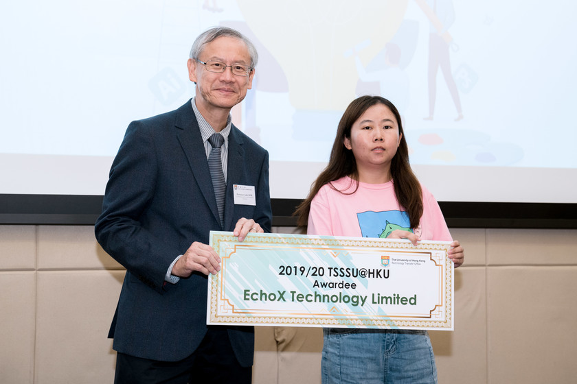25 HKU start-up companies receive funding from TSSSU@HKU and iDendron Incubation Programme launches gallery photo 20