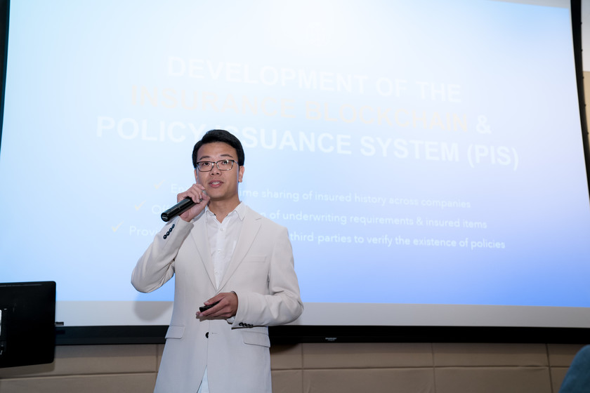 25 HKU start-up companies receive funding from TSSSU@HKU and iDendron Incubation Programme launches gallery photo 39
