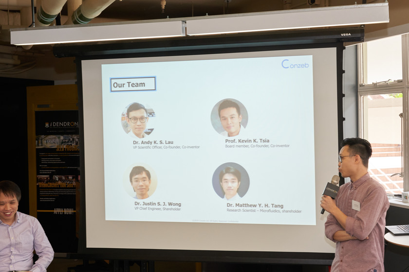 Sharing Session with TSSSU@HKU Founders gallery photo 5