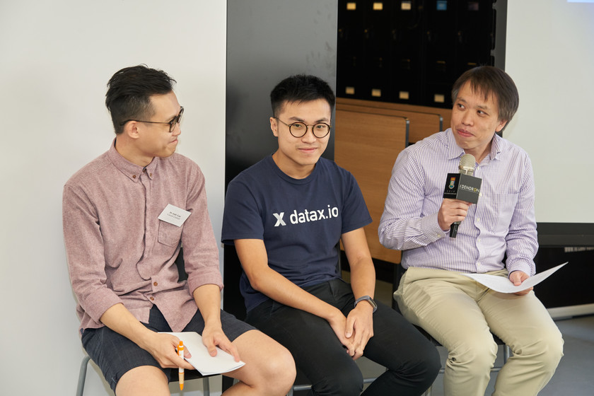 Sharing Session with TSSSU@HKU Founders gallery photo 7