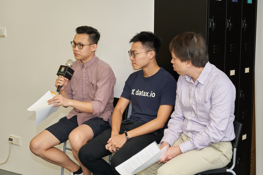 Sharing Session with TSSSU@HKU Founders gallery photo 8