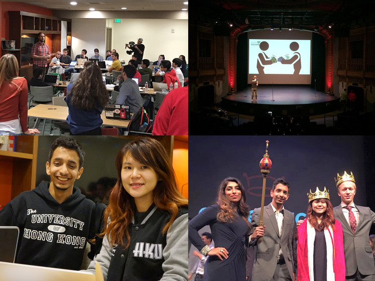 HKU Team was Crowned Champion at AngelHack Global Demo Day in San Francisco gallery photo 1