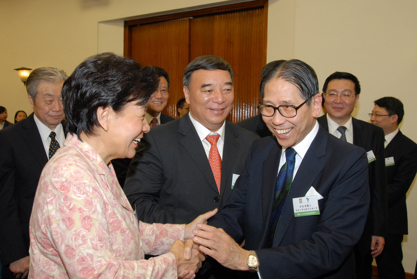 HKU Joins Hands with China National Pharmaceutical Group Corporation in Translational Pharmaceutical R&D gallery photo 2