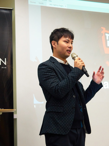 Sharing Session by Co-Founder & CEO of a Successful Mobile Game Start-up Company - Twitchy Finger Ltd gallery photo 2