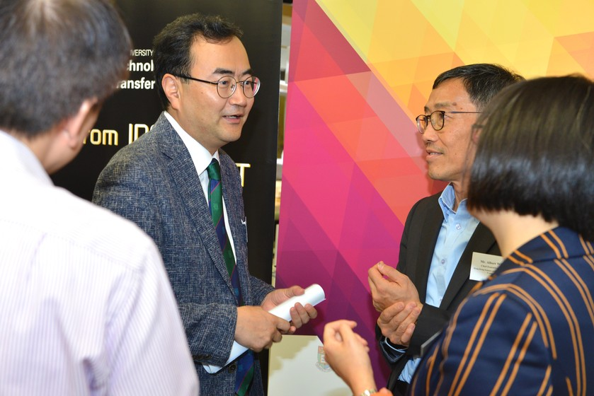 2018/19 TSSSU@HKU Award Celebration Gathering gallery photo 2