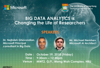 BIG DATA ANALYTICS is Changing the Life of Researchers