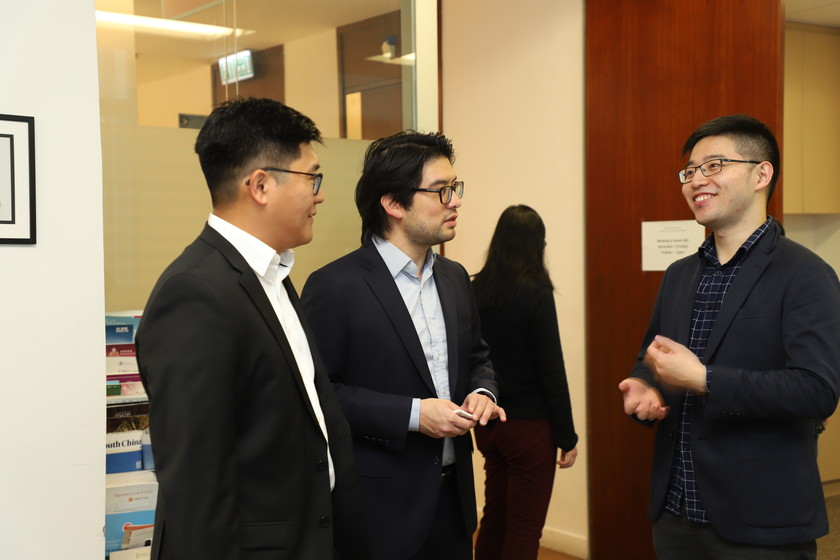 China National Intellectual Property Administration with Faculty of Law  gallery photo 1