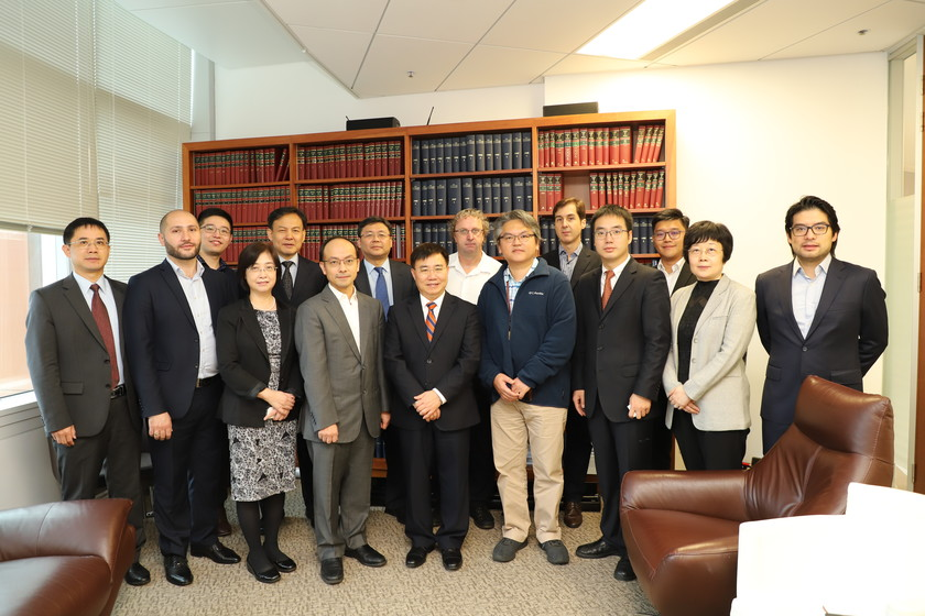 China National Intellectual Property Administration with Faculty of Law  gallery photo 2