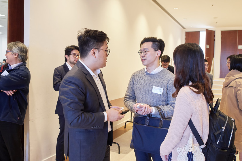 HKU-Industry Forum on Display Technologies gallery photo 14