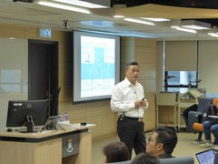 Lecture: Innovation and Entrepreneurship - opportunities for start-ups in Hong Kong