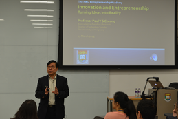 Innovation and Entrepreneurship – Turning Ideas into Reality