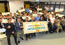 16 HKU start-up companies receive support from 2018/19 TSSSU@HKU Funding Scheme to commercialise R&D results