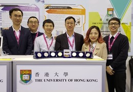HKU wins five gold and five silver medals at Geneva International Exhibition of Inventions